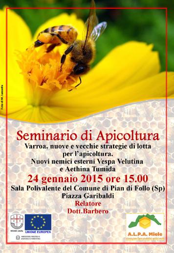 Seminario a Spezia