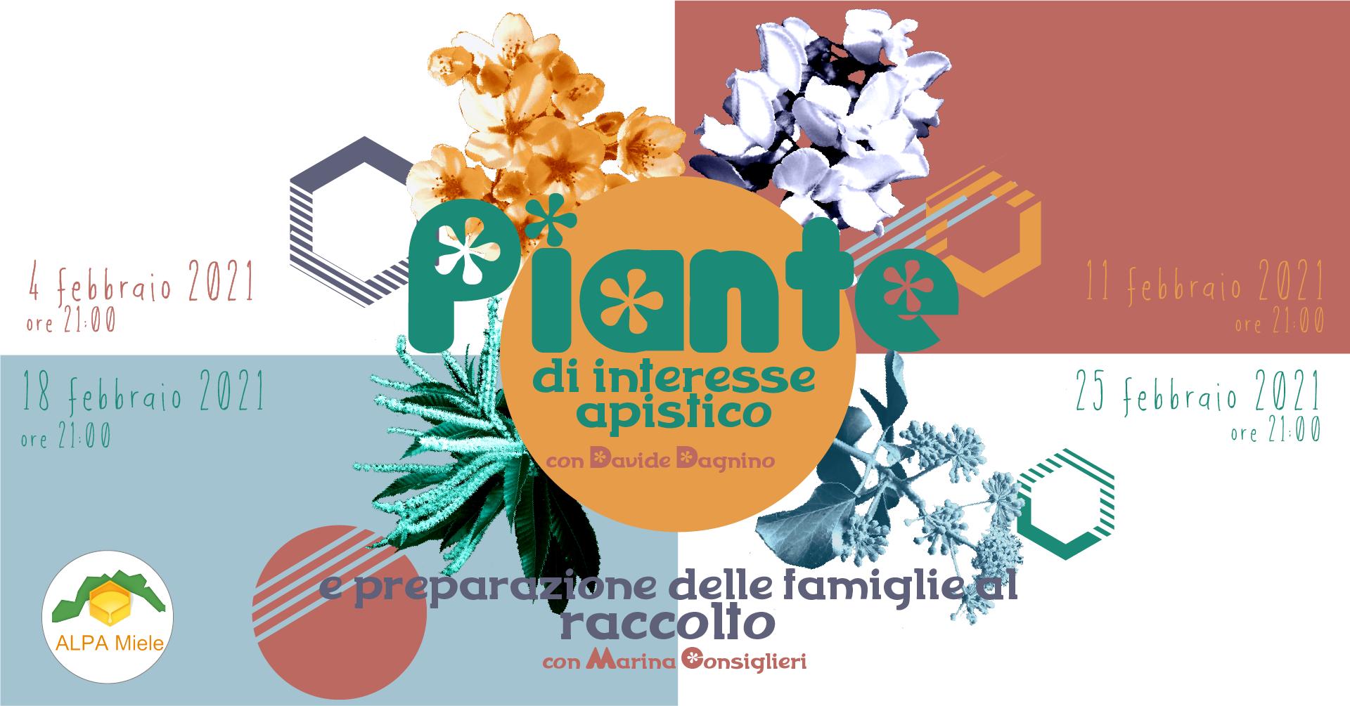 Corso Flora Apistica e Preparazione Famiglie